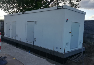 Budujeme novu stanicu vo Varšave pre Varšavskej vodovody a kanalizácie (MPWIK)